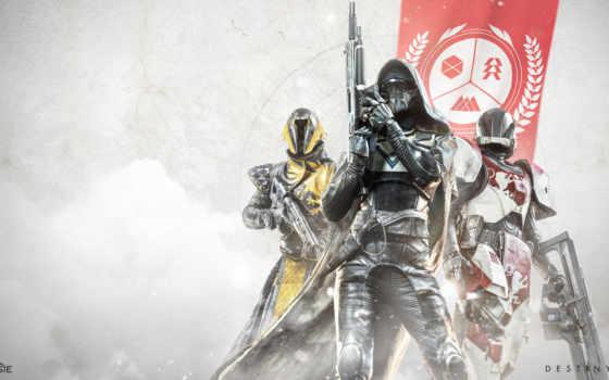 hunter, fate, titan, чернокнижник, destiny, версии,