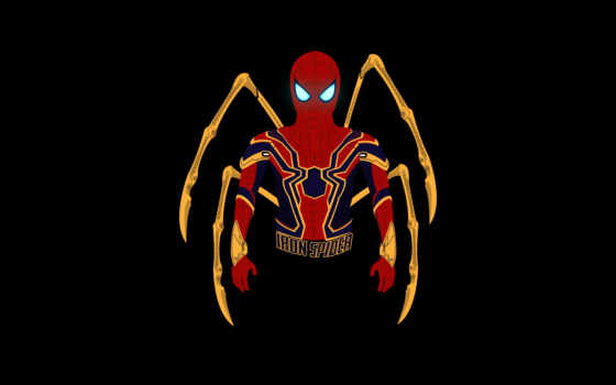 паук, мужчина, marvel