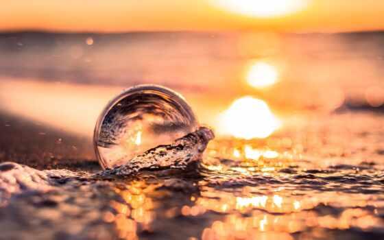 море, parallax, во, дневной