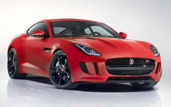 jaguar, вид, coupe