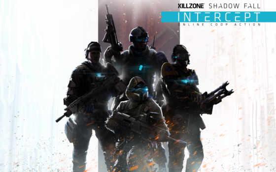 killzone, shadow, пасть Фон № 118886 разрешение 2880x1800