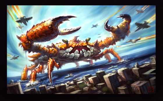 enemy, гигант, crab, sony, изображение, crabs, знать, gallery, meme, они,