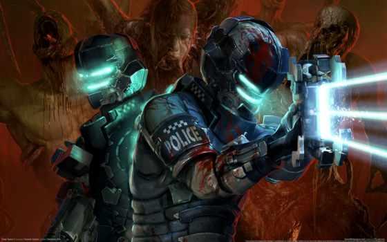 космос, dead, cosmos, game, mutant, тварь