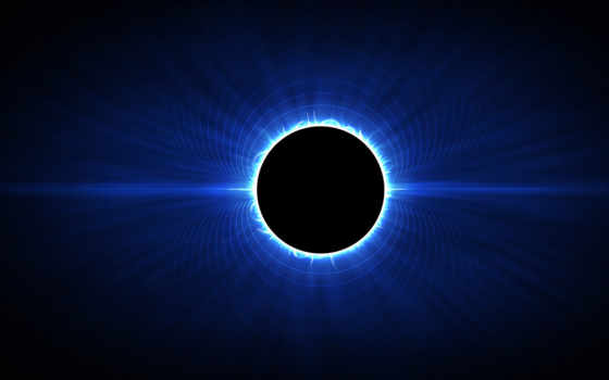 eclipse, blue
