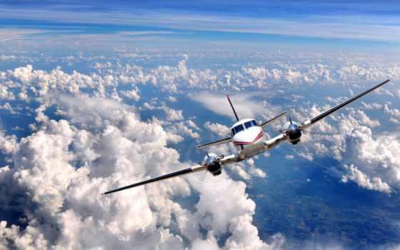 авиация, самолеты, небо, airplane, самолёт, со, oblaka, takeoff, clouds, двигатели,
