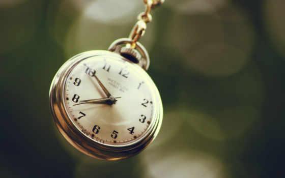 часы, цепочка, циферблат