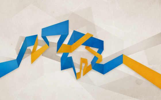 линии, абстракция, abstract