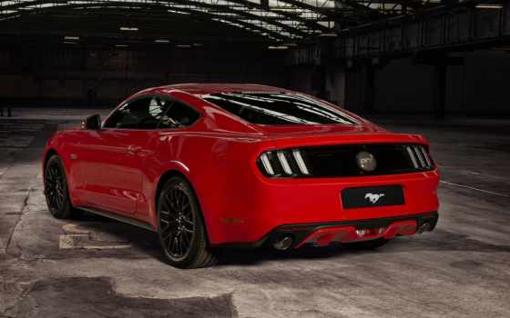 mustang, ford, red, оценили,