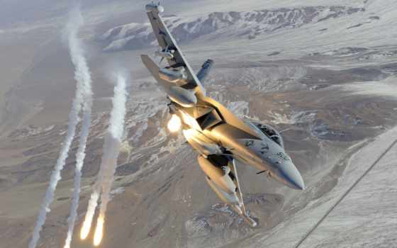 авиация, ea, сила, air, полет, военная, фотографий, истребитель, growler,