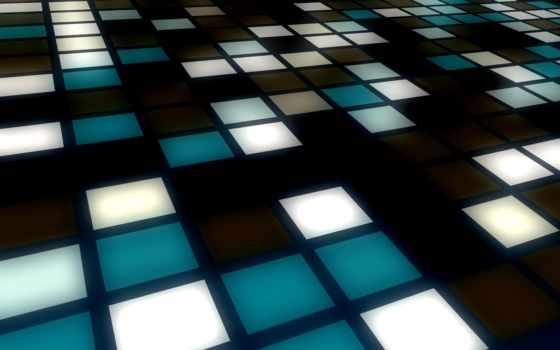 квадраты, текстура, картинка, стена,