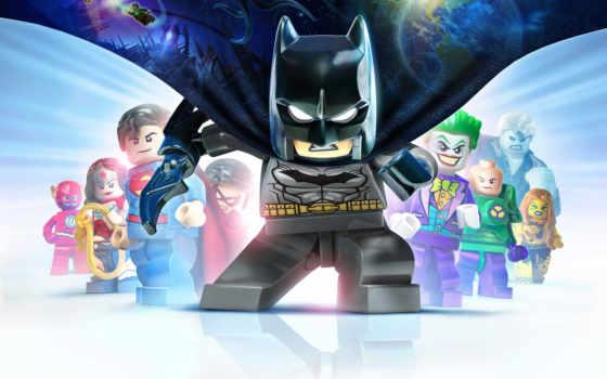 batman, lego, beyond, gotham, warner, this, купить,