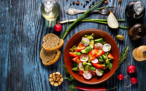 nutrition, растительный, healthy, огурец, tomato, салат, meal, spice, daily, ответить, слово