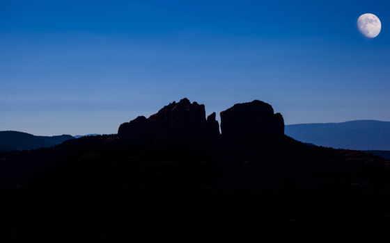 rock, sedona, arizona, cathedral, луна, chapel, excentric, usa, rocks,