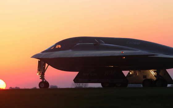 air, дух, сила, бомбардировщик, stealth, самолёт, northrop, whiteman, base,