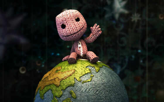 planet, little, sackboy