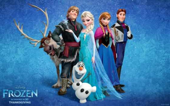 холодное, сердце, frozen, disney, studios, принцесса, анимация, эльза,