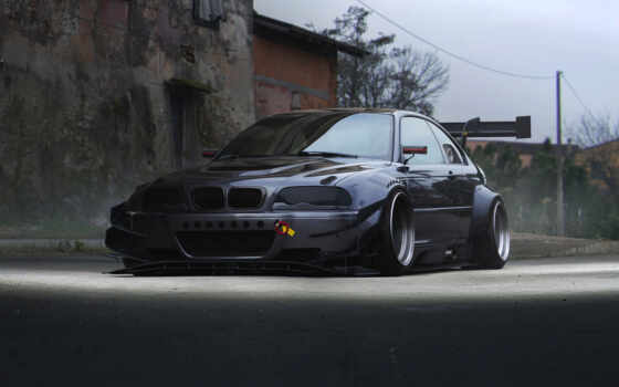 bmw, widebody, silva, hugo, фронтовой, car, silver, tommy,