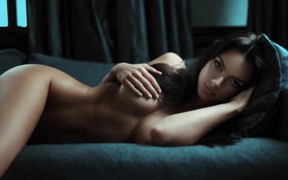 красивый, erotica, девушка, эротика, tit, киска, brunette, биг, женщина, сексуальный, real