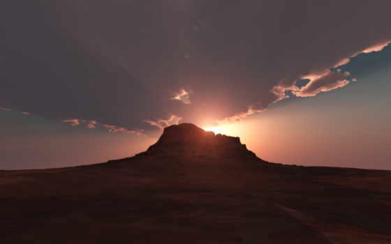 amanecer, montaña, fondos, pantalla, ele, tras, hermoso, fondo, descarga,