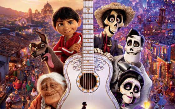 coco, pixar, disney, new, плакат, trailer, коко, has, secret, сниматься,