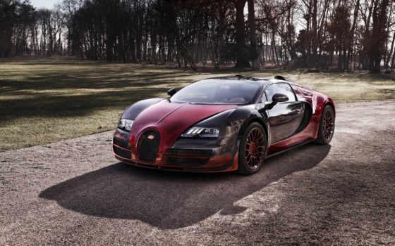 bugatti, veyron, finale, vitesse, спорт, grand, мар,