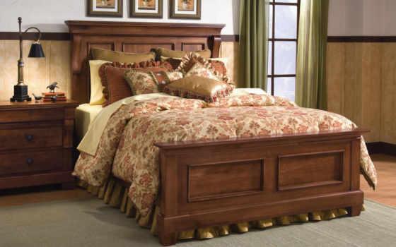 bed, мебель, кровать