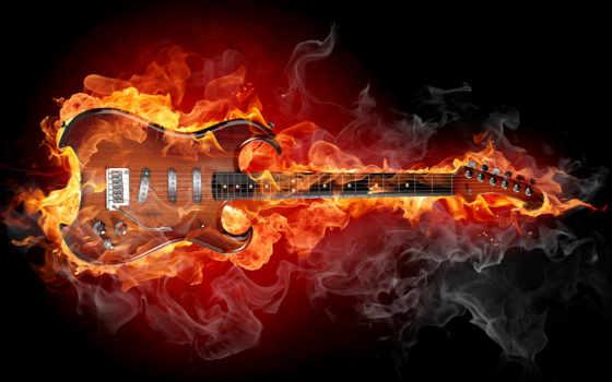 абстракции, артикул, гитара
