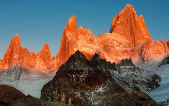 chalten, аргентина, patagonia