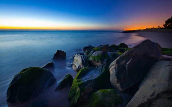,море, камни, пейзажи, берег, пляж,