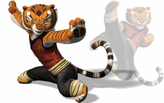 панда, кунг, tigresa