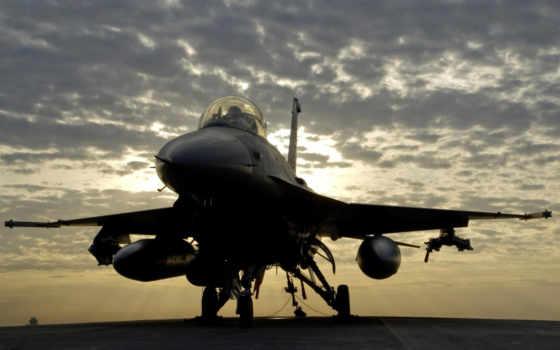 небо, самолёт, falcon, fighting, pregatit, zbor, лучи, облака, свет,