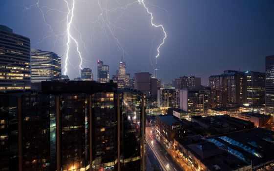 lightning, буря, need