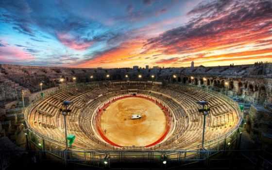 italy, рим, arena