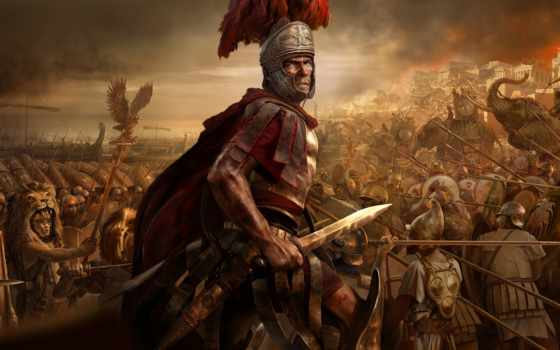 roman, воин, legion