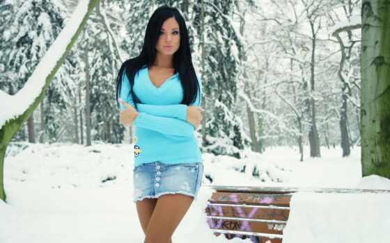 devushki, мини, зимой, девушка, которые, кожаные, юбки, носят, куртки, капроновые, winter,