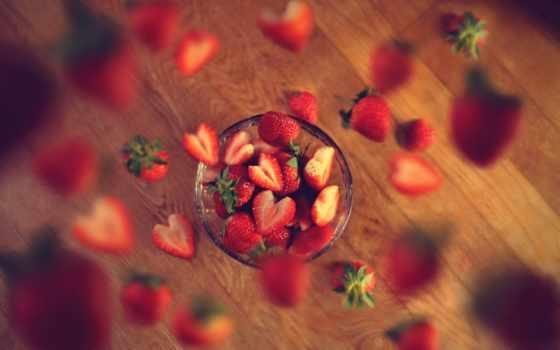 клубника, ягода, очень, стена, twitter, mobile,