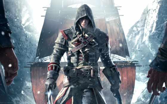 creed, assassin, rogue, сегодня, подтвердил, ign, выйдет, начале, года,
