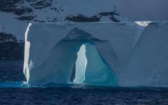 iceberg, tasuta, антарктида, desktop, android, арка, море, lae,