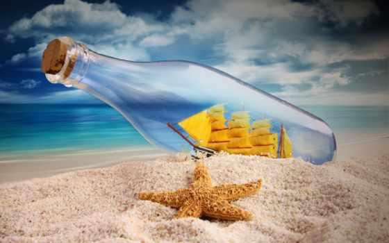 бутылке, корабль, спичек, корабля, manufacture, изготовления, technology, часть,