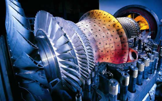 турбина, турбины, нефть, крыльчатка, engine, детали, turbo, siemens, газовый,