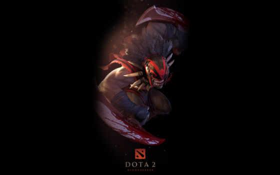 dota, bloodseeker