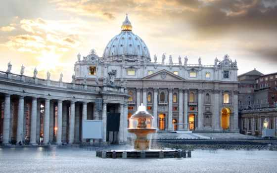 san, basilica, pietro, rome, vatican, italy, photo, stock, peter, saint,
