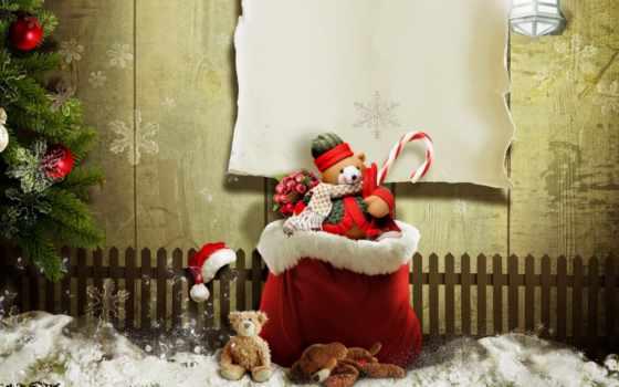 christmas, праздник, год, new, winter, изображение, найти, сможете