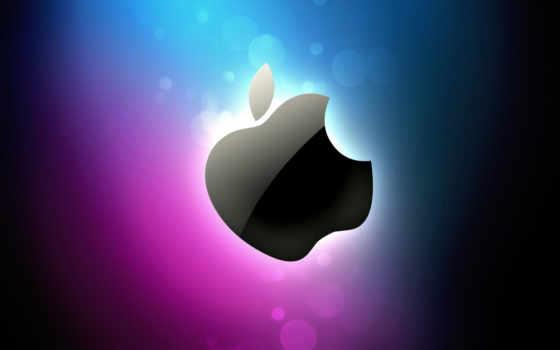 apple, background, desktop