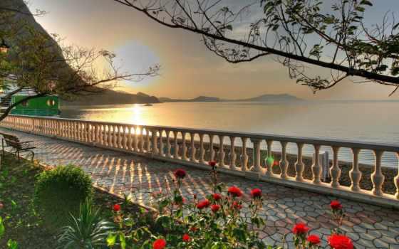 природа, небо, море, город, города, природы, цветы, замечательные, побережье, красивые,