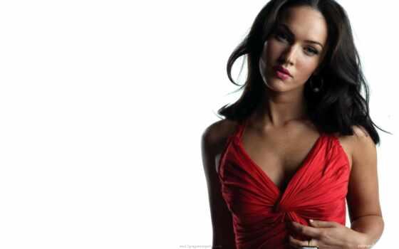 red, платье, brunette, меган, фокс, фото, рубашка, актриса, white