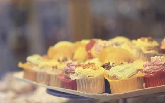iphone, торт, макро, табличка, кексы, выпечка, форма, еда, ожерелье, cupcakes,