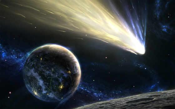 комета, hintergrundbilder