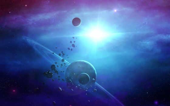 космос, планеты Фон № 24715 разрешение 1920x1080