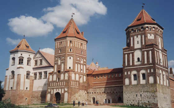 замок, мирский, world